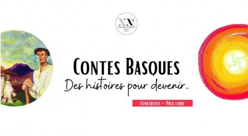 CONFERENCE : Contes basques, des histoires pour devenir...